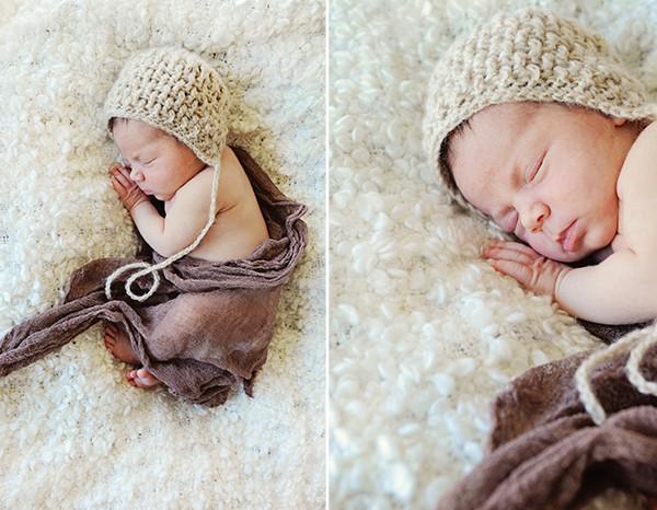 Gisborne Newborn Shoot – 1 week old